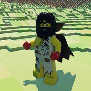 LEGO Worlds Customized Character