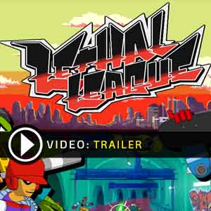 Lethal League Digital Download Price Comparison