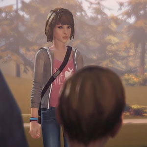 Life is Strange - Dialogue
