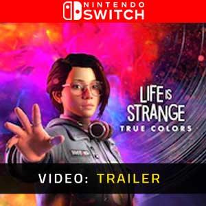 Life is Strange True Colors Nintendo Switch Video Trailer