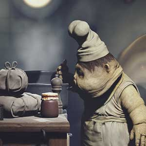 Little Nightmares Twin Chef