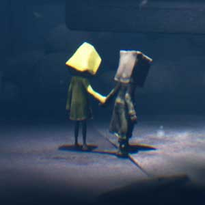 Little Nightmares 2 Mono and Six
