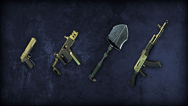 World War Z weapons