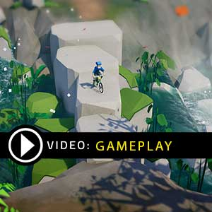 Lonely Mountains Downhill Gameplay Video