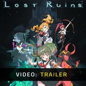 Lost Ruins Video Trailer