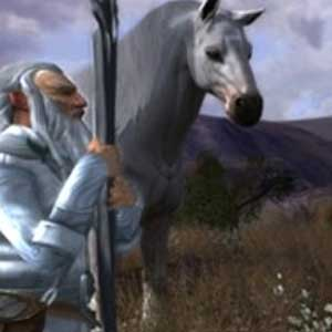LOTRO Riders of Rohan Horse