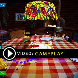 Lunch A Palooza Gameplay Video