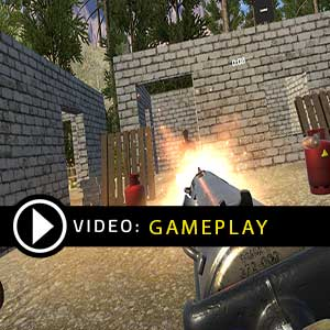 Mad Gun Range VR Simulator Gameplay Video