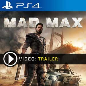 Mad Max PS4 Prices Digital or Box Edition