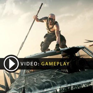 Mad Max Xbox One Gameplay Video
