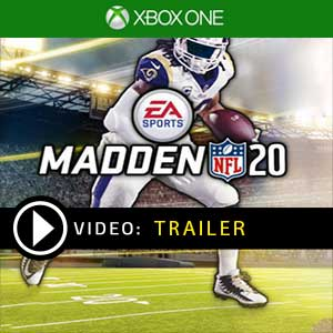 Madden NFL 20 Xbox One Prices Digital or Box Edition
