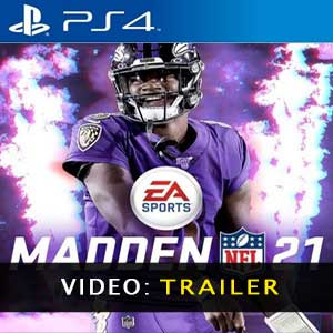 Madden NFL 21 PS4 Prices Digital or Box Edition