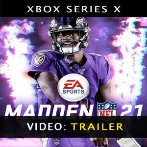 Madden NFL 21 Xbox Series X Prices Digital or Box Edition