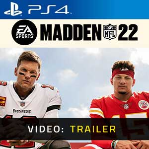 Madden NFL 22 PS4 Video Trailer