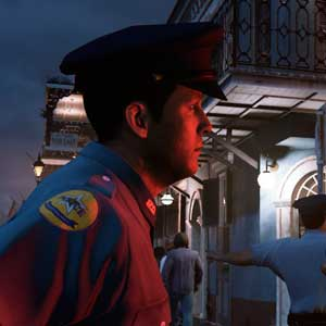 Mafia 3 Xbox One Investigating People