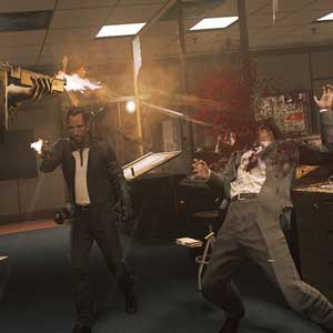 Mafia 3 PS4 Intense gun fights