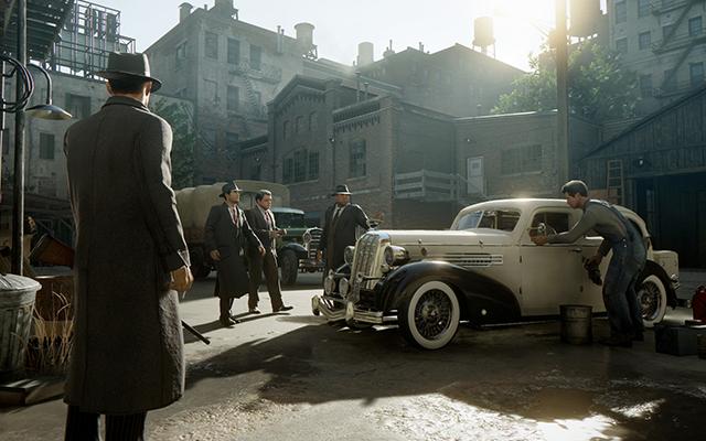 Mafia: Definitive Edition Mob