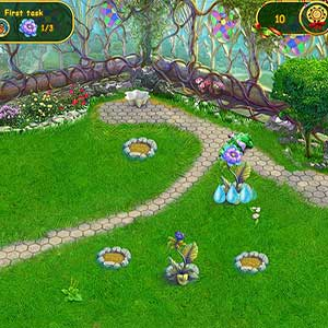 Grow and gather crops and flowers