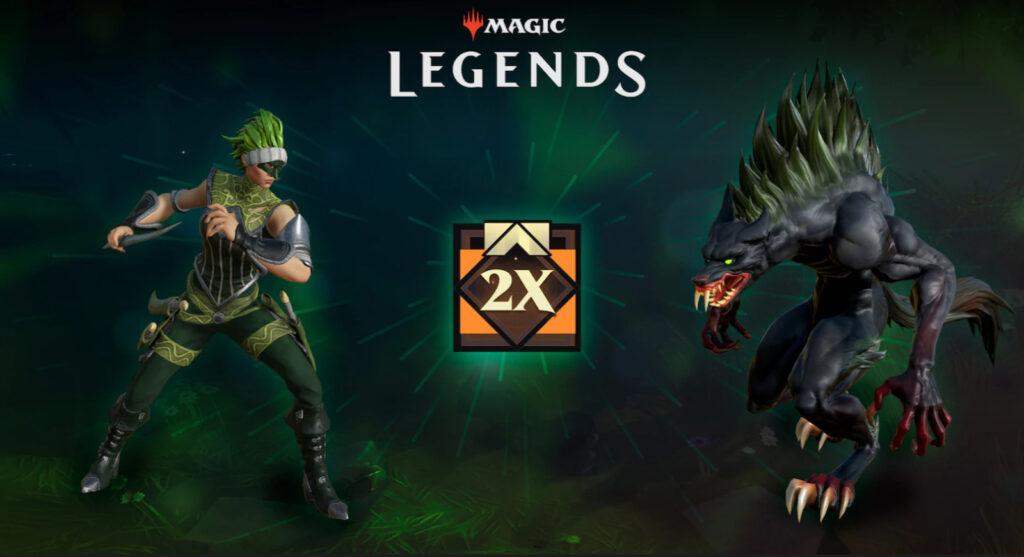 Magic Legends 2X