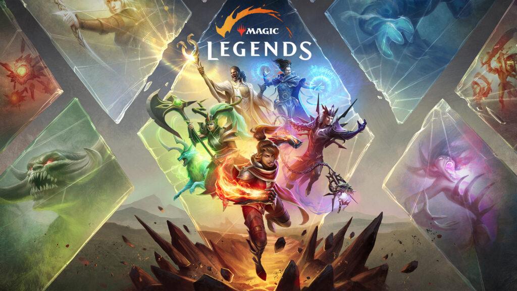 Magic Legends Full Image