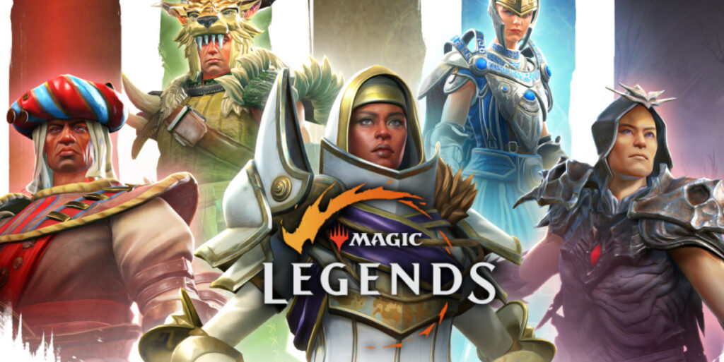 Magic Legends Characters