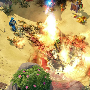 Magicka 2 Battle Screenshot