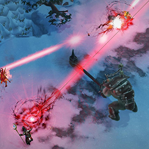 Magicka 2 Gameplay Screenshot