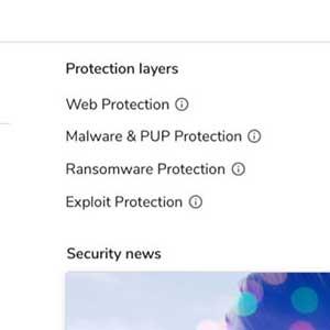 Malwarebytes Anti-Malware Premium Dashboard