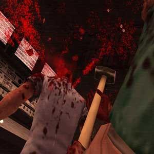 Manhunt 2 Gameplay