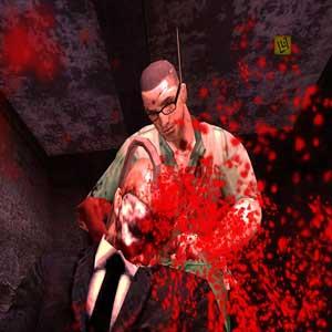Manhunt 2 Executing enemies