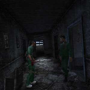 Manhunt 2 Daniel Lamb and Leo Kasper