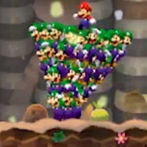 Mario Luigi Dream Team Bros Nintendo 3DS Level 3