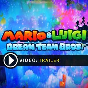Mario & Luigi Dream Team Bros Nintendo 3DS Prices Digital or Box Edition