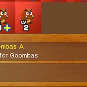 Captain Goomba's Melee Squad