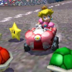 Mario Kart 7 Nintendo 3DS Gameplay