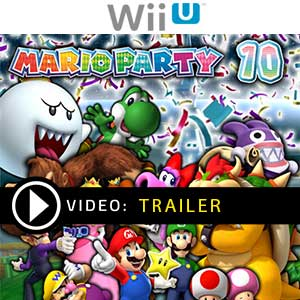 Buy Mario Party 10 Nintendo Wii U Download Code Compare Prices