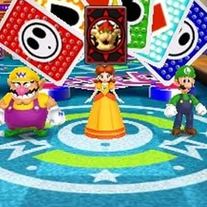 Mario Party Island Tour Nintendo 3DS Characters