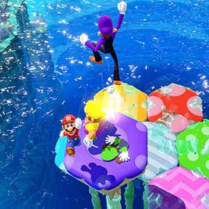 Mario Party Superstars Mushroom Mix-Up