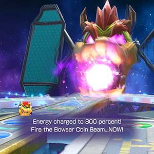 Mario Party Superstars Bowser Coin Beam