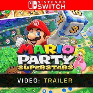 Mario Party Superstars Nintendo Switch Video Trailer