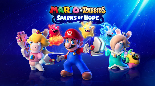 Mario + Rabbids Sparks of Hope release date?