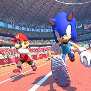 Mario & Sonic