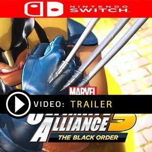 MARVEL ULTIMATE ALLIANCE 3 The Black Order Nintendo Switch Prices Digital or Box Edition