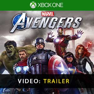 Marvel's Avengers Trailer Video