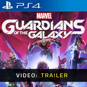Marvel's Guardians of the Galaxy PS4 Video Trailer