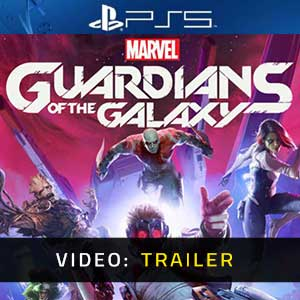 Marvel's Guardians of the Galaxy PS5 Video Trailer