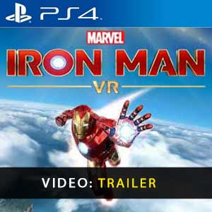 Marvels Iron Man VR PS4 Prices Digital or Box Edition