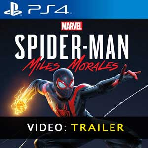 Marvels Spider-Man Miles Morales Video Trailer