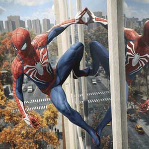 Marvel's Spider-Man Remastered PS5 Advanced Suit