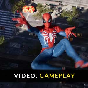 Marvel's Spider-Man Remastered PS5 Gameplay Video